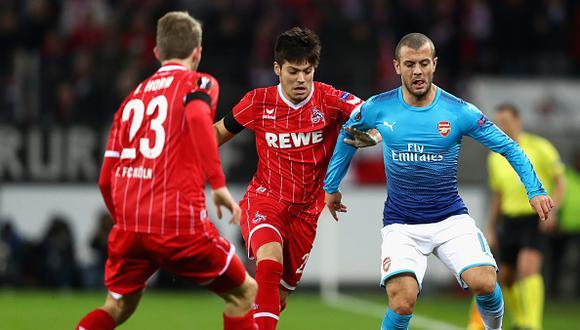 Arsenal es puntero y Colonia dejó en fondo de la tabla. (Getty Images)