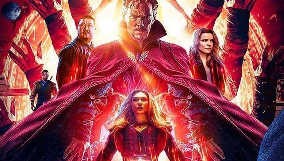 La próxima aventura de Doctor Strange y Wanda en la pantalla grande no sería la primera ya que ehan estado involucrados en el mismo proyecto de MCU. (Foto: Marvel)