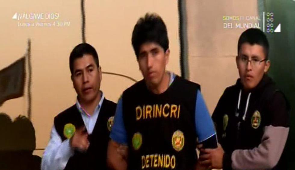 Sujeto fue capturado cuando pretendía encontrarse con la menor de 14 años. (Latina)