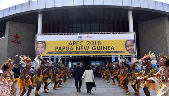 El gobierno importó los vehículos para el transporte de funcionarios durante la pasada cumbre APEC, en noviembre. (Foto: AFP)