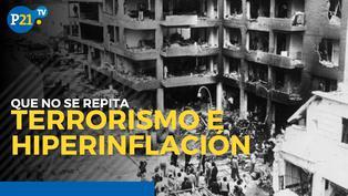 Terrorismo e hiperinflación: entre el temor y el golpe al consumo