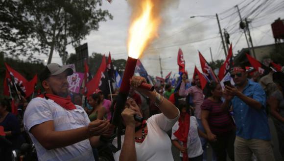 Nicaragua: CIDH aumenta a 264 muertos por protestas en contra de Daniel Ortega (Foto: EFE)