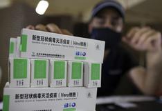 La OMS aprueba homologación de urgencia para vacuna china Sinopharm