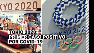 Tokio 2020 confirma el primer positivo en COVID-19 en la Villa Olímpica