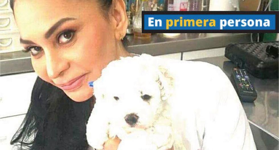 Conoce a Luz Marina Vidal, dueña de la Clínica Veterinaria Surco.