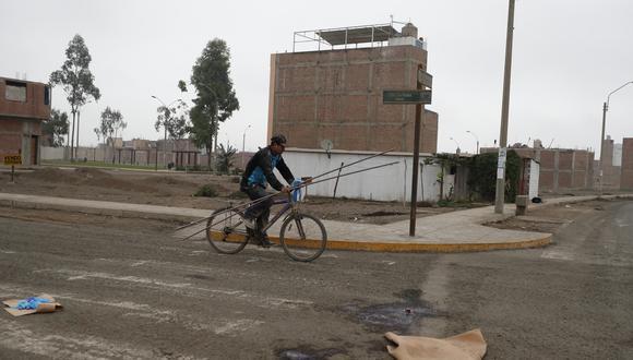 En Carabayllo se ofrecen lotes urbanizados desde 92.89m² a S/66,758.19. (Foto: GEC)