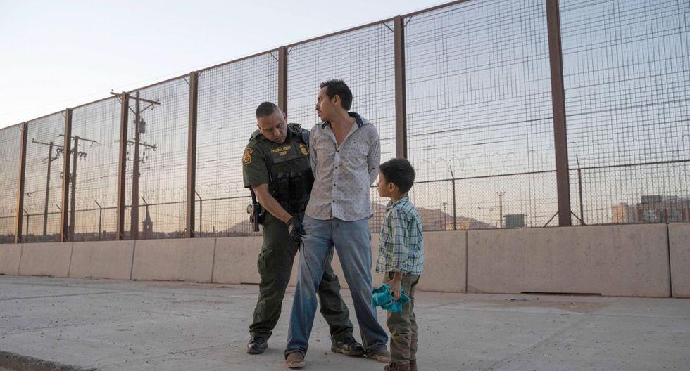 Las deportaciones de migrantes en Estados Unidos subieron 4,3 % en año fiscal 2019. (AFP)