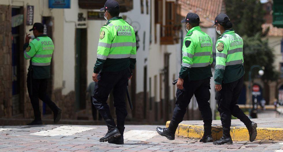 15 policías dieron positivo al COVID-19 y otros 400 cumplen cuarentena