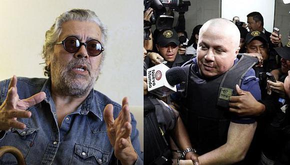 El 'Palidejo' también fue incluido en el proceso por el asesinato de Cabral. (AP/Reuters)