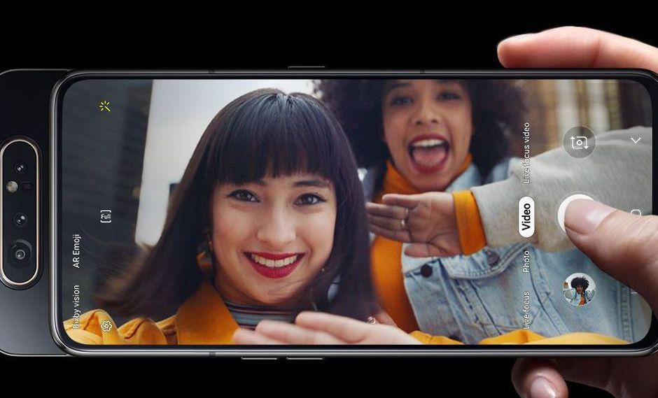 La gigante surcoreana apuesta con el Galaxy A8 destacar en el mercado de gama media. (Foto: Samsung)