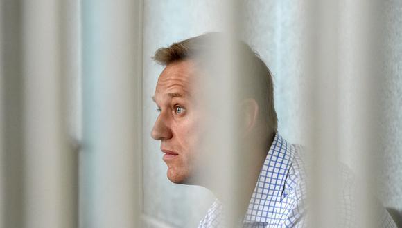 Allegados han informado que Alexéi Navalni está muriendo en prisión. (Foto de Vasily MAXIMOV / AFP)