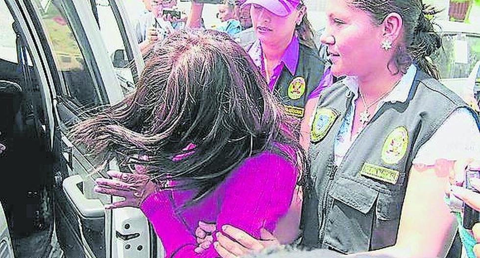 Ayacucho: Mujer es detenida por presuntos tocamientos indebidos contra dos menores de edad