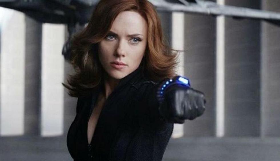 """La actriz que interpreta a la """"Viuda Negra"""" en la saga de Avengers está estusiasmada con la incorporación de Angelina y Salma a Marvel (Foto: Marvel Studios)"""