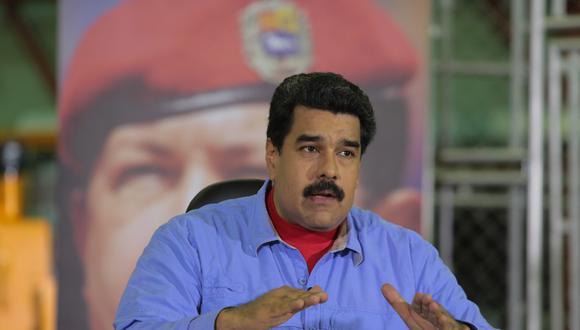 Nicolás Maduro obtiene cada vez menos reconocimiento de la comunidad internacional como jefe de Estado de Venezuela. (Foto: EFE)