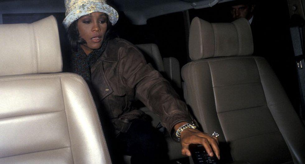 Whitney Houston. (Getty)