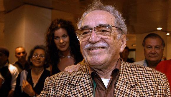 Gabriel García Márquez fue espiado por el FBI por 24 años (AFP)