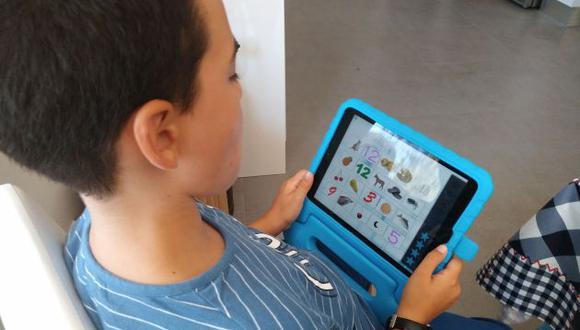 Tecnología puede ayudar a mejorar la comunicación a las personas con autismo y con otras discapacidades. (Difusión)