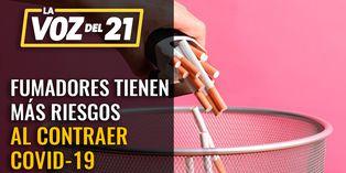 Manuel Villarán: Fumadores tienen más riesgos al contraer COVID-19