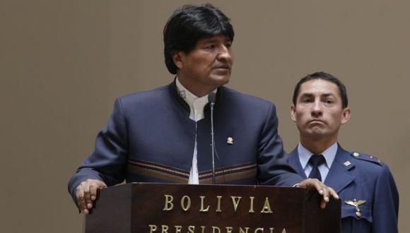 EN LA RED. Justifican medida por insultos racistas contra Morales. (Reuters)