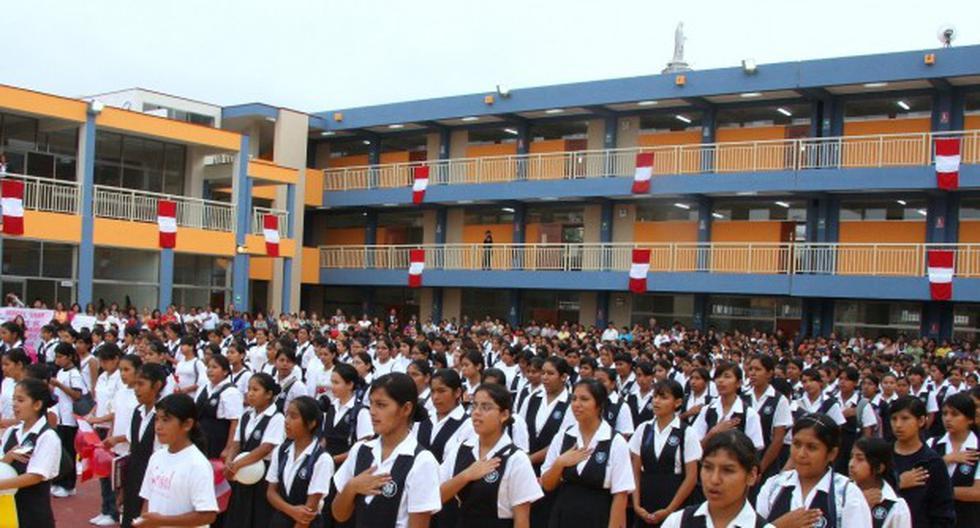 El Año Escolar 2019 se inicia oficialmente en todo el Perú este lunes 11 de marzo. (Foto: GEC)
