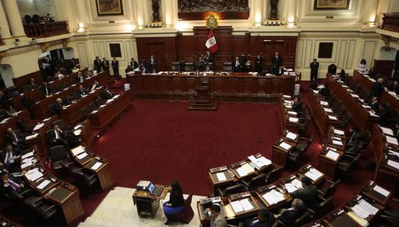 Legisladores consideran que visitar alguna entidad es suficiente para recibir los S/.15 mil que están pidiendo. (Rafael Cornejo)