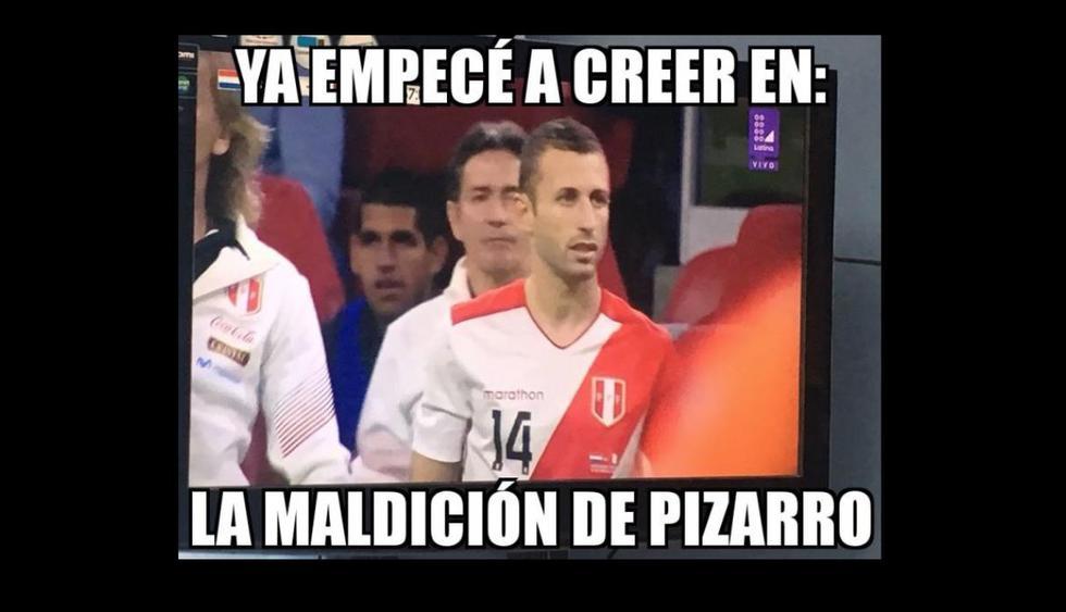 Perú vs. Holanda