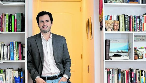 Diego Macera es el gerente general del Instituto Peruano de Economía. (photo.gec)