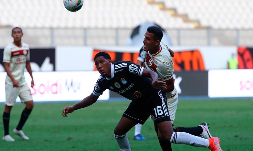 Sporting Cristal vs. Universitario chocarán en el clásico de la fecha 4 de Fase 2 | Foto: Difusión.