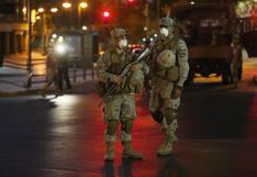 Chile reducirá toque de queda para el plebiscito de este domingo