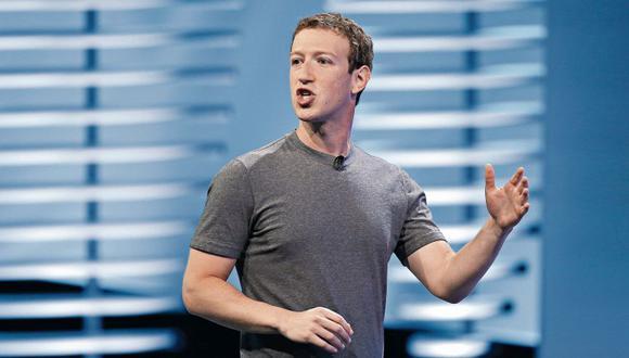 """No """"me gusta"""". Mark Zuckerberg en la mira tras filtración de datos. (AP)"""