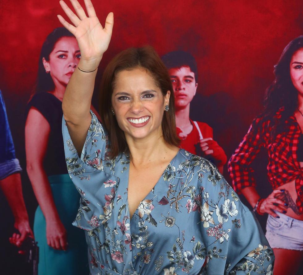 La actriz Melania Urbina volverá a interpretar a la recordada 'chica dinamita'. (Créditos: Geraldo Caso)