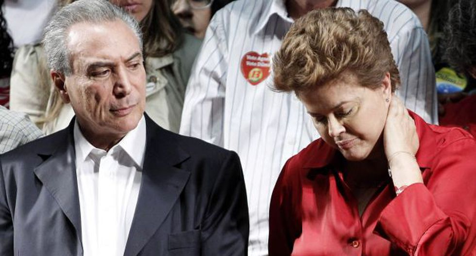 Empresas gráficas que prestaron servicios a la campaña de Michel Temer y Dilma Rousseff son investigadas (Reuters).