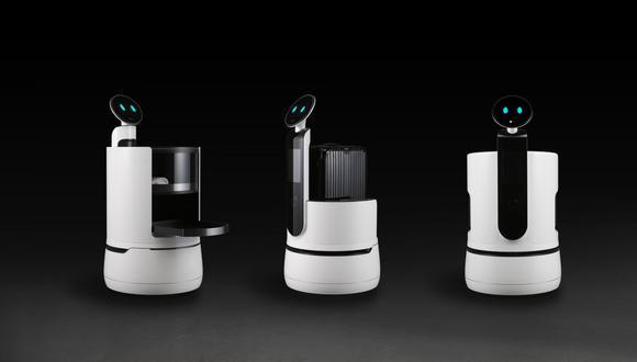 Con los robots de LG se modificará la forma cómo interactúas cotidianamente