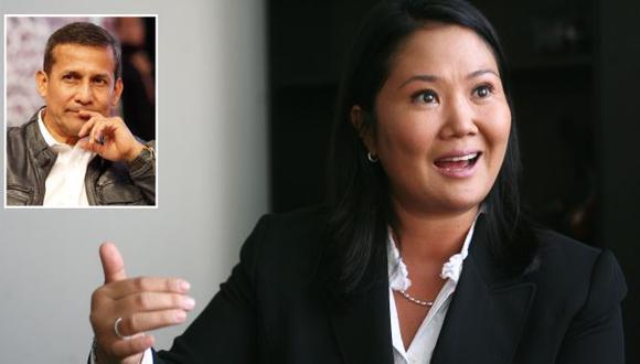 Fujimori dijo que falta de confianza motivó diálogo con partidos. (David Vexelman/Difusión)