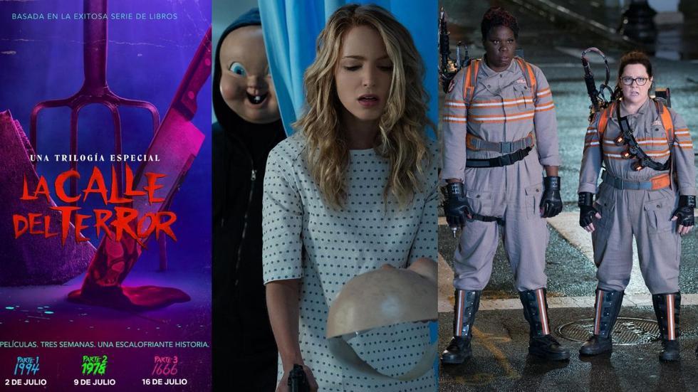 Películas de terror, romance y misterio además de series y películas animadas son solo algunos de los nuevos estrenos que llegan al streaming de Netflix para el mes de Julio.