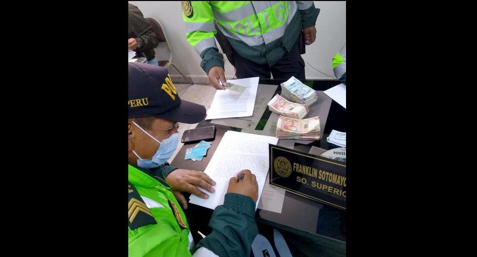 Cusco: PNP captura a extranjero que asaltó casa de cambios y se llevó 50 mil soles [VIDEO]
