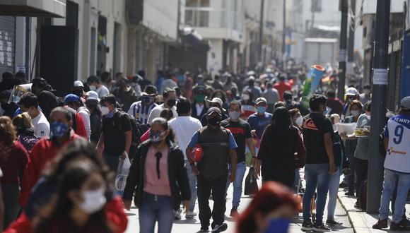 La cuarentena focalizada rige en el país desde el 1 de julio y se prolongó hasta el próximo 31 de agosto. (Foto: Violeta Ayasta/GEC)