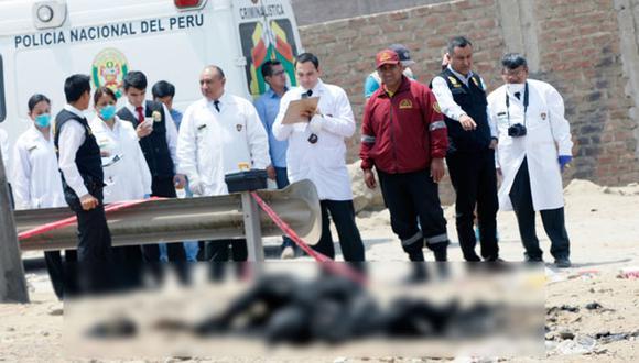 La Policía llegó a Jicamarca. (USI)