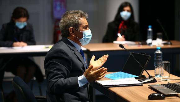 La JNJ decidió suspender por seis meses de su cargo como fiscal supremo a Tomás Gálvez. (FOTO: GEC)