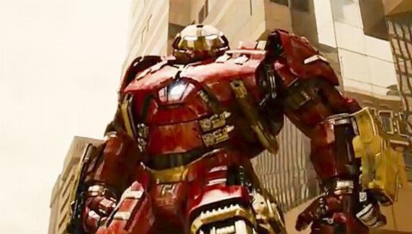 Tráiler de 'Avengers: Age of Ultron' se filtró en Internet. (YouTube)