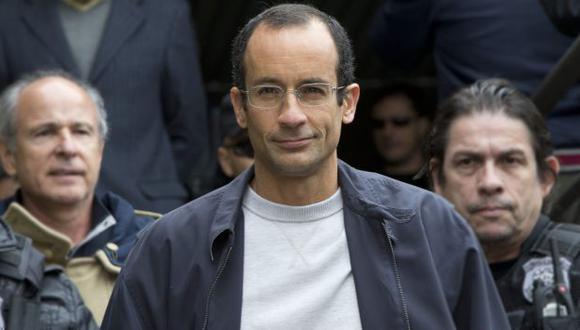 Marcelo Odebrecht, el principal implicado en el caso Lava Jato. (USI)