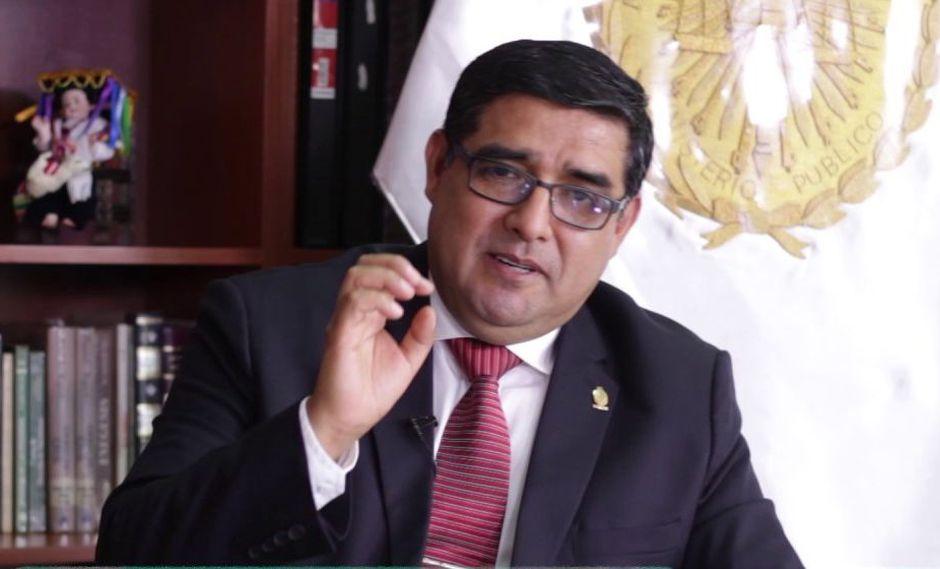 El equipo especial Lava Jato pidió a Víctor Rodríguez Monteza que se aparte del caso, pero no lo hizo. (Foto: YouTube)