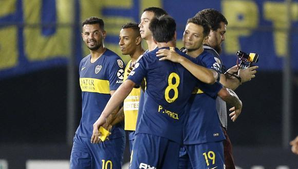 Boca Juniors recibe a Vélez Sarsfield por la Superliga Argentina. (Foto: AP)