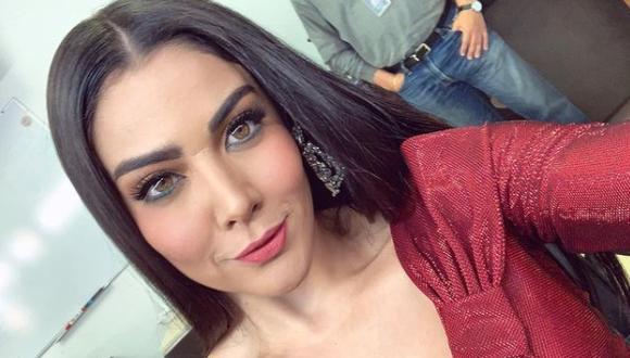La presentadora originaria de Colombia también conduce otros programas, entre ellos: NET: Nunca Es Tarde, Inside UFC y muchos más. (Foto: Erika Fernández/ Instagram)
