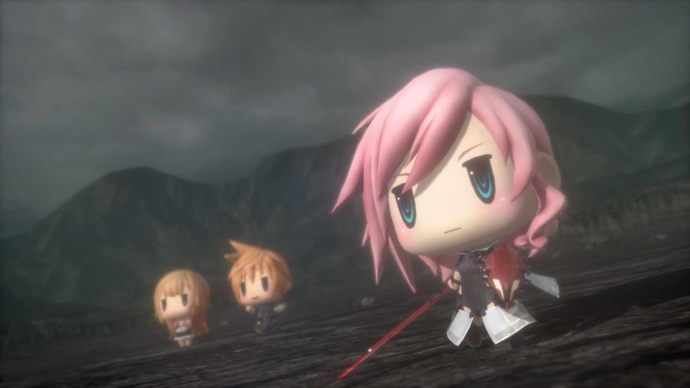 Nuevos personajes y héroes del universo de Final Fantasy llegarán a World of Final Fantasy Maxima.