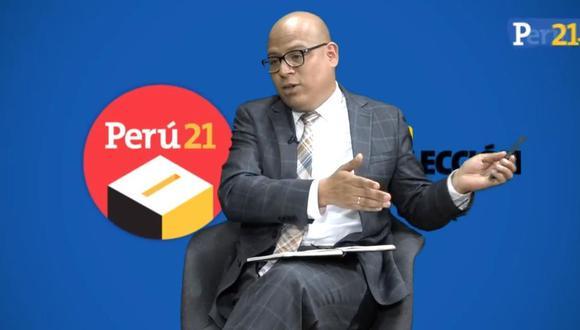 El analista político dio sus impresiones sobre los resultados del referéndum. (Perú21)