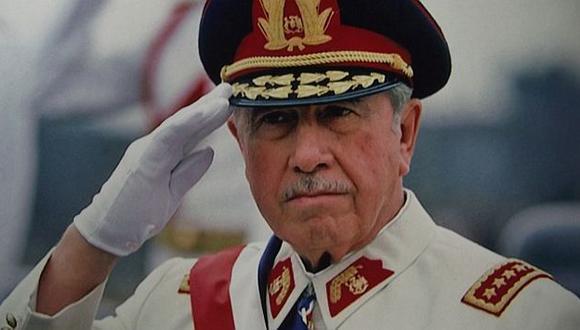 Augusto Pinochet temía poderío militar peruano en los 70. (Internet)