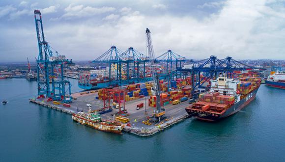 El objetivo del sistema de citas es mejorar el tránsito y agilizar el flujo de camiones que ingresan y salen del referido terminal portuario. (Foto: MTC)