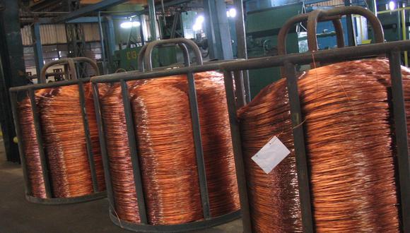 Las exportaciones de cobre llegaron a los US$1.131 millones en noviembre pasado, monto 17% menor al reportado en el mismo mes del 2018. (Foto: GEC)