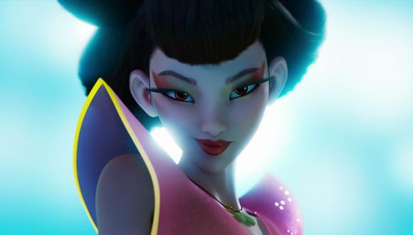 """""""Más allá de la luna"""": Esta es la leyenda que inspiró la nueva película animada de Netflix. (Foto: Netflix)"""